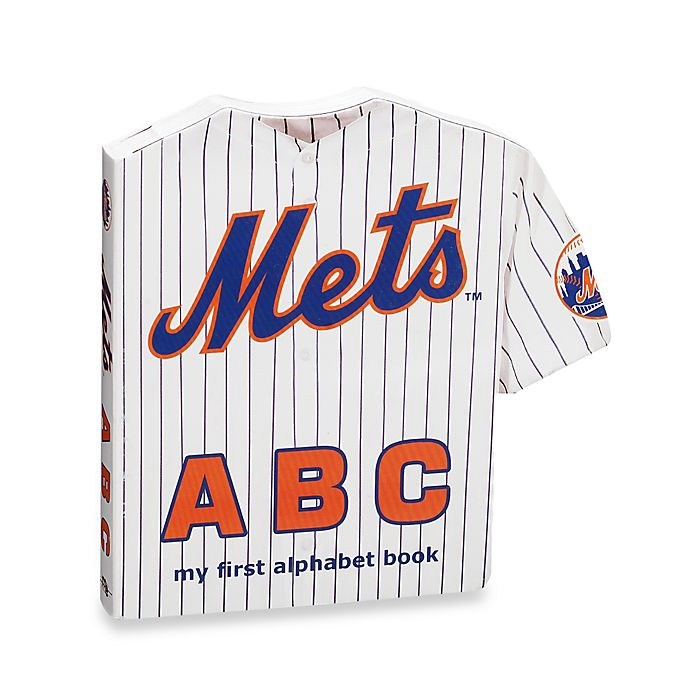 Alternate image 1 for MLB New York Mets ABC: My First Alphabet Board Book