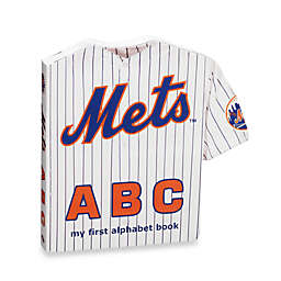 MLB New York Mets ABC: My First Alphabet Board Book