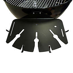 Grill Daddy BBQ Tool Caddy in Black