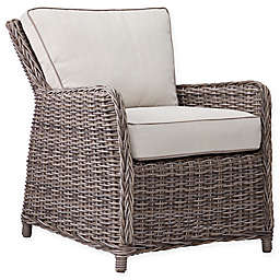 Southern Enterprises 2-Piece Avadi Outdoor Chair Set in Brown<br />