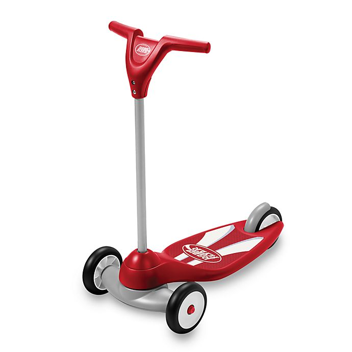 Alternate image 1 for Radio Flyer® My 1st Scooter Sport in Red