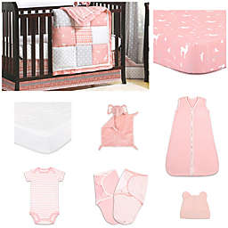 The Peanut Shell® Woodland Crib Bedding Collection