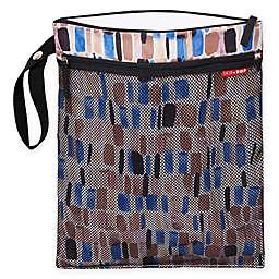 SKIP*HOP® Grab & Go Brushstroke Wet/Dry Bag