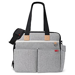SKIP*HOP® Duo Weekender Diaper Bag in Grey Melange