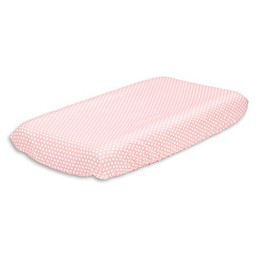 The PeanutShell™ Dot Cotton Changing Pad Cover