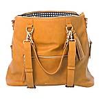 Bella Tunno™ Boss 7-in-1 Backpack Diaper Bag in Cognac