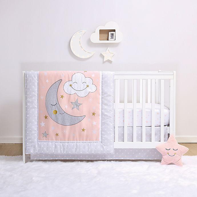 Little Haven La Luna 4 Piece Crib
