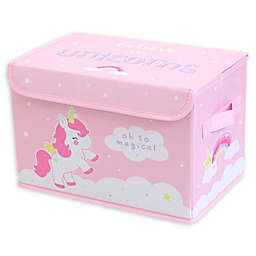 A Little Lovely Company™ Unicorn Pop-Up Storage Bin