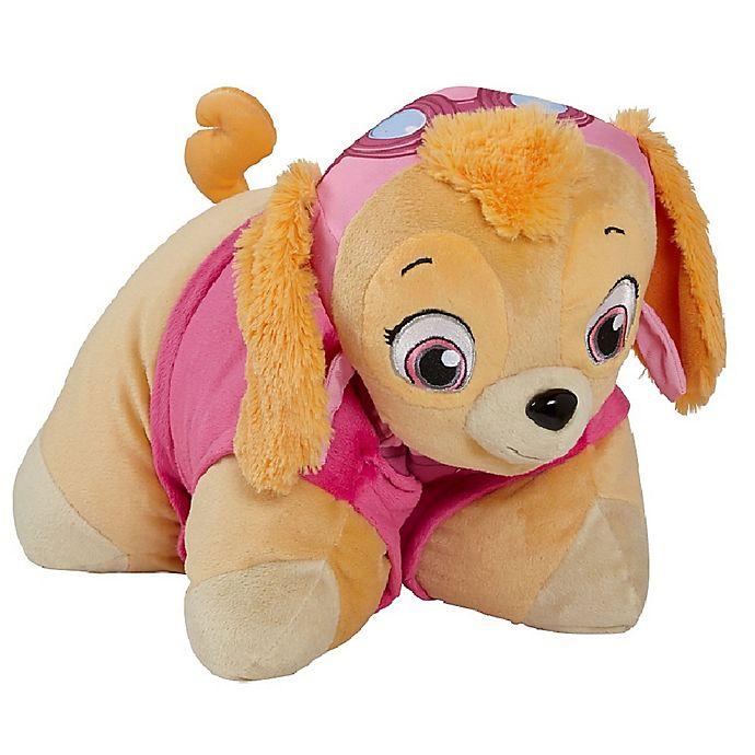 Alternate image 1 for Pillow Pets® Nickelodeon™ PAW Patrol Skye Folding Pillow Pet