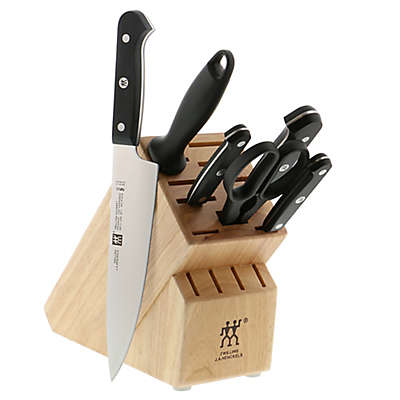 Zwilling® J.A. Henckels Gourmet 7-Piece Knife Block Set