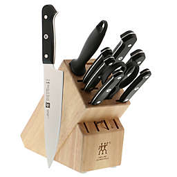 Zwilling® J.A. Henckels Gourmet 10-Piece Knife Block Set