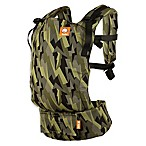 Baby Tula Free-to-Grow Baby Carrier® in Black/Green Camo