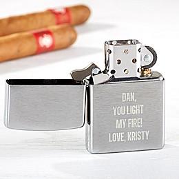 Write Your Own Zippo® Windpoof Lighter