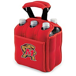 NCAA Activo Collegiate Six Pack Tote in University of Maryland