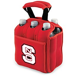 NCAA Activo Collegiate Six Pack Tote in North Carolina State