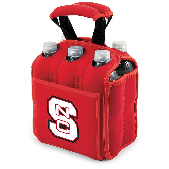 Alternate image 1 for Picnic Time® Activo Collegiate Six Pack Tote in North Carolina State