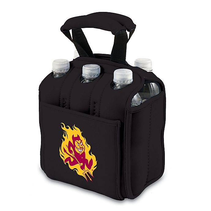 Alternate image 1 for Picnic Time® Activo Collegiate Six Pack Tote in Arizona State