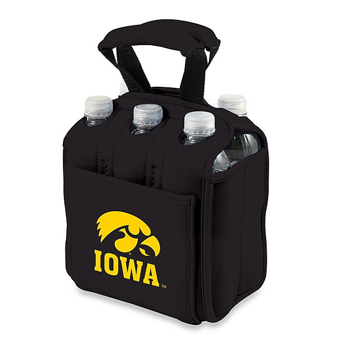 Alternate image 1 for Picnic Time® Activo Collegiate Six Pack Tote in University of Iowa