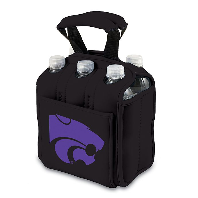 Alternate image 1 for Picnic Time® Activo Collegiate Six Pack Tote in Kansas State University