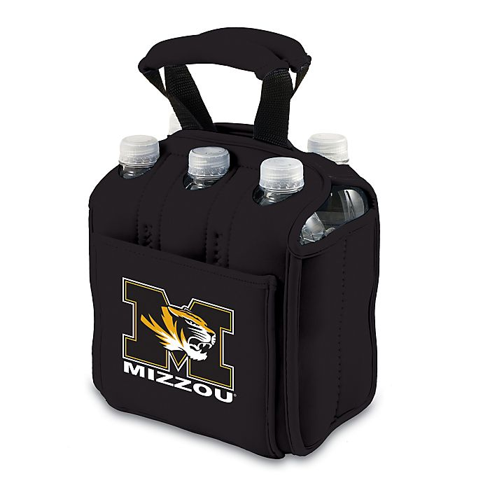 Alternate image 1 for Picnic Time® Activo Collegiate Six Pack Tote in University of Missouri
