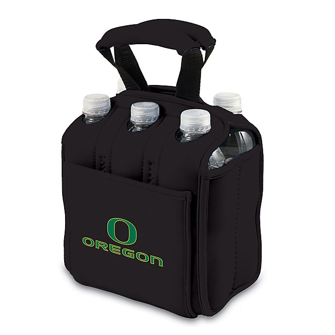 Alternate image 1 for Picnic Time® Activo Collegiate Six Pack Tote in University of Oregon