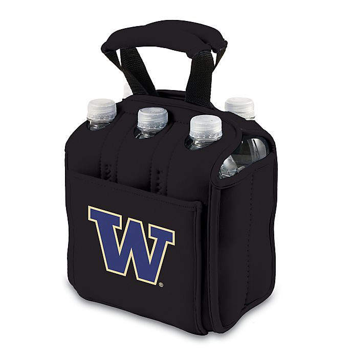 Alternate image 1 for Picnic Time® Activo Collegiate Six Pack Tote in University of Washington