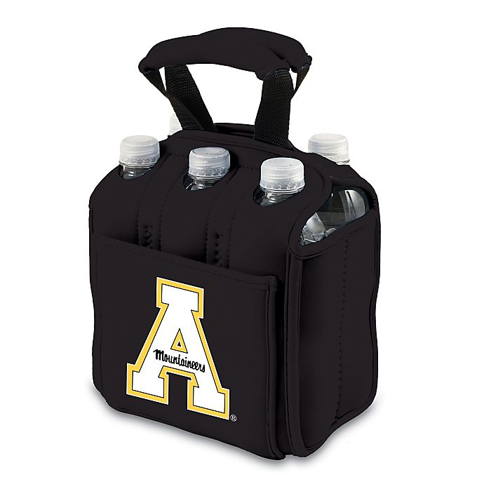 Alternate image 1 for Picnic Time® Activo Collegiate Six Pack Tote in Appalachian State