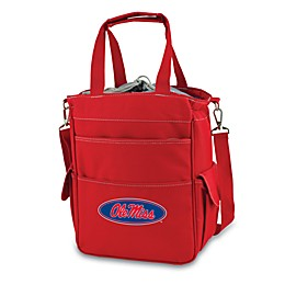 NCAA University of Mississippi Collegiate Activo Tote in Red