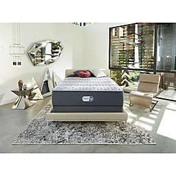 Beautyrest® Platinum™ Jaycrest™ Plush Memory Foam Low Profile Mattress Set