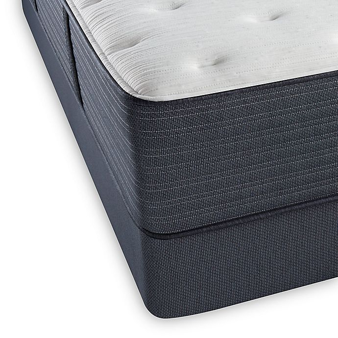 Alternate image 1 for Beautyrest® Platinum™ Spring Grove™ Luxury Firm Low Profile Twin XL Mattress Set