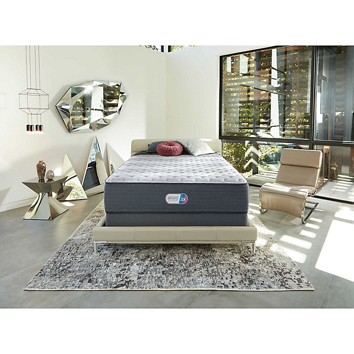 Alternate image 1 for Beautyrest® Platinum™ Spring Grove™ Plush Twin XL Mattress Set