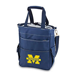 NCAA Collegiate Activo Tote - University of Michigan (Blue)