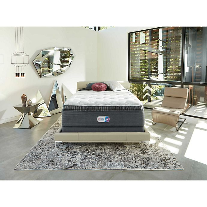 Alternate image 1 for Beautyrest® Platinum™ Spring Grove Luxury Firm Pillow Top Twin XL Mattress
