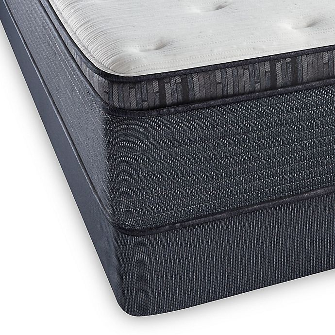Alternate image 1 for Beautyrest® Platinum™ Spring Grove Plush Pillow Top King Mattress Set
