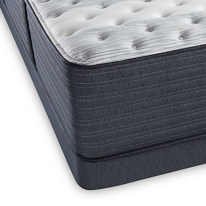 Alternate image 1 for Beautyrest® Platinum™ Haven Pines™ Extra Firm Low Profile Twin XL Mattress Set