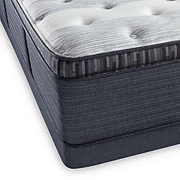 Beautyrest® Platinum™ Haven Pines Luxury Firm Pillow Top Low Profile Mattress Set