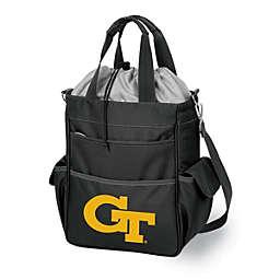 NCAA Georgia Tech Collegiate Activo Tote in Black