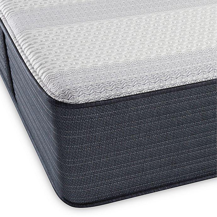Alternate image 1 for Beautyrest® Platinum™ Crestridge™ Plush Twin XL Mattress