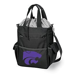 NCAA Kansas State University Collegiate Activo Tote in Black