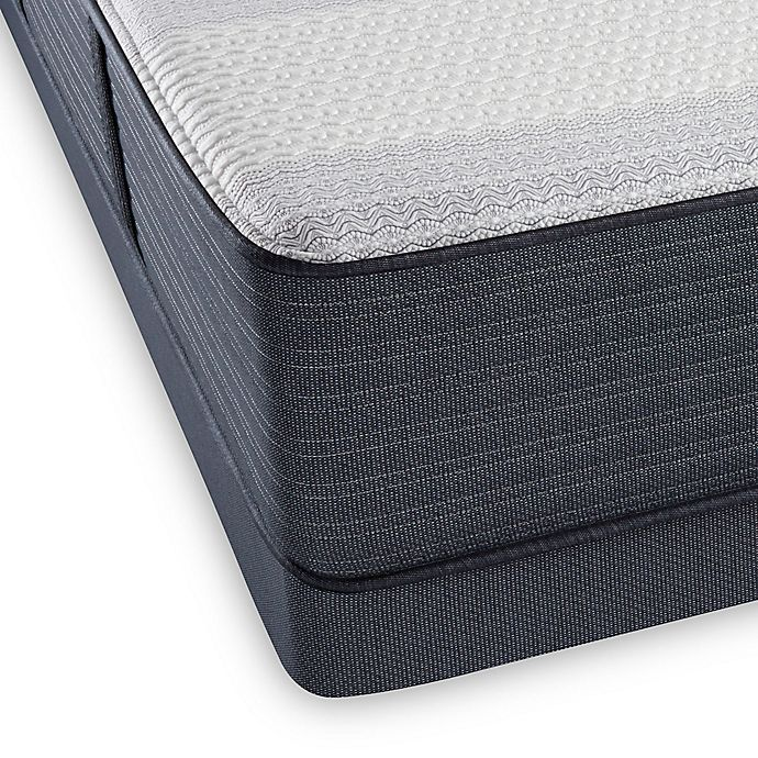 Alternate image 1 for Beautyrest Platinum Emerald Falls Ultimate Plush California King Low Profile Mattress Set