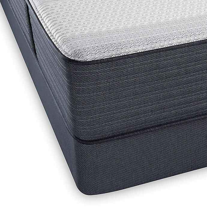 Alternate image 1 for Beautyrest® Platinum™ Hybrid Crescent Valley Luxury Firm King Mattress Set