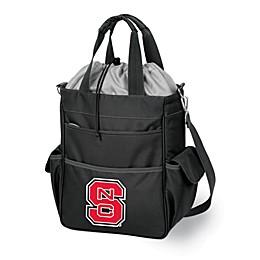 NCAA North Carolina State University Collegiate Activo Tote in Black