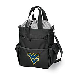 NCAA  West Virginia University Collegiate Activo Tote in Black