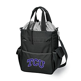 NCAA Texas Christian University Collegiate Activo Tote in Black
