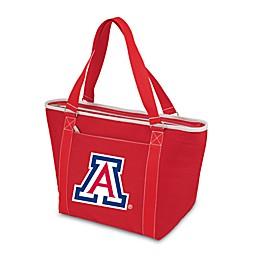 NCAA University of Arizona Collegiate Topanga Cooler Tote in Red