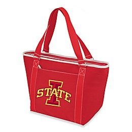 NCAA Iowa State University Collegiate Topanga Cooler Tote in Red