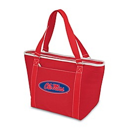 NCAA University of Mississippi Collegiate Topanga Cooler Tote in Red