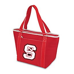 NCAA North Carolina State University Collegiate Topanga Cooler Tote in Red