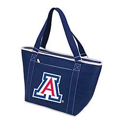 NCAA University of Arizona Collegiate Topanga Cooler Tote in Navy Blue