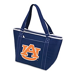 NCAA Auburn University Collegiate Topanga Cooler Tote in Navy Blue